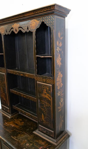 Antique George I Style Chinoiserie Dresser