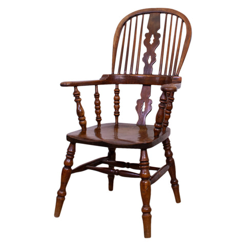 19th Century Elm Windsor Chair