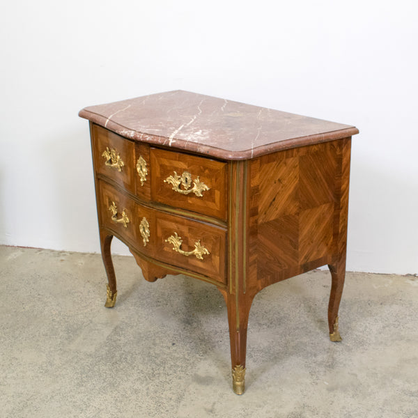 A 18th Century Regency Commode