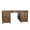 Cerused Oak Art Deco Desk Attributed to Charles Dudouyt (1885-1946) (on hold)