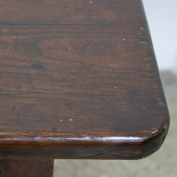A Charles II Style Chestnut Low Dresser