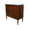 Antique Louis XVI Mahogany Commode