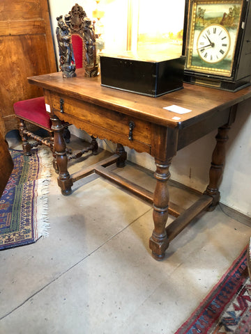 17th Century Style oak Side Table