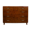 Art Deco Burr Walnut Chest of Drawers