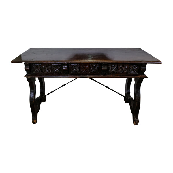18th Spanish Console Table