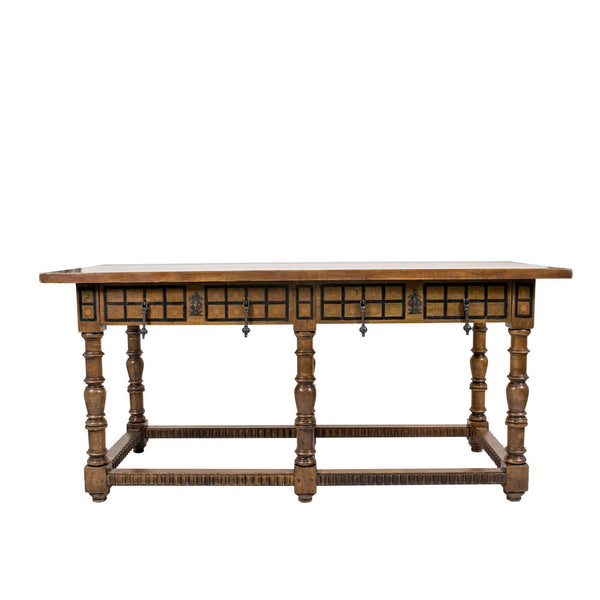 18th Century Style Spanish Console Table