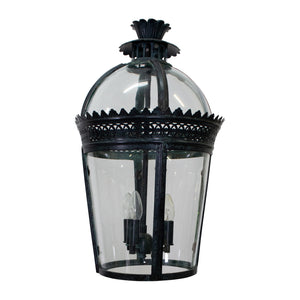 A French Circular Tapered Lantern