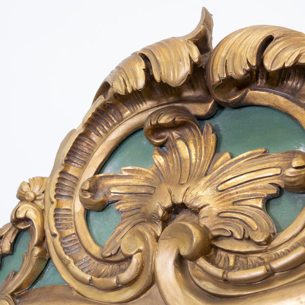 Detail Louis XV Giltwood Mirror
