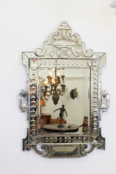 A Mid 20th Century Venetian Mirror