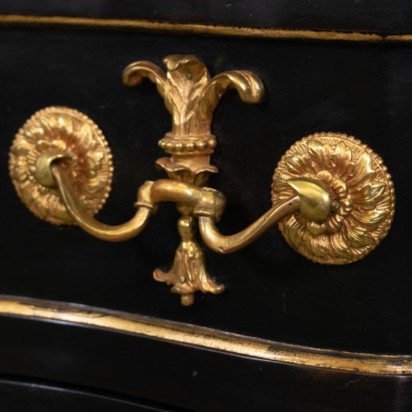A Regence Style Commode in manner of Maisen Jansen