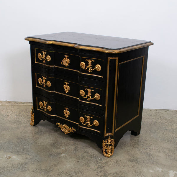 A Regence Style Commode in manner of Mansen Jansen