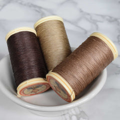 Brown Threads