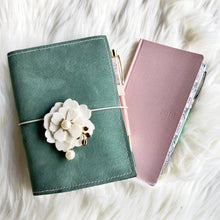 Seafoam Traveler's Notebook