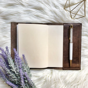Grappa Notebook Cover