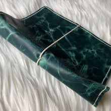 Larimar/Marbled Larimar Traveler's Notebook