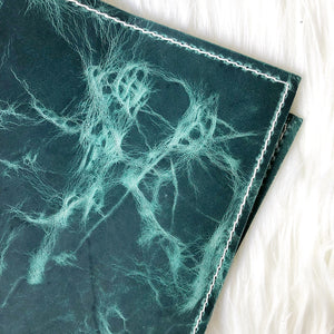 Larimar/Marbled Larimar Notebook Cover