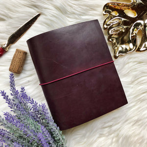 Malbec Notebook Cover