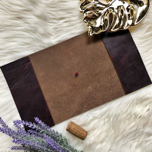 Malbec Ring Binder