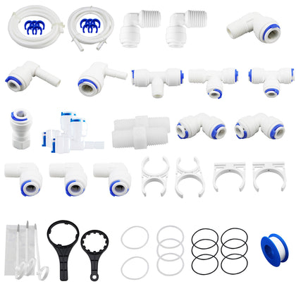 Other Replacement Parts (Tube, Wrench, Fittings and Valve )