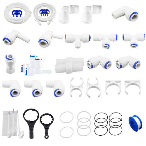 RO Water Reverse Osmosis System Parts Kit
