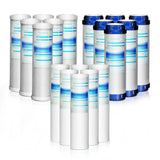 Case of 18 Pcs Universal Compatible Reverse Osmosis Filter Replacement Set