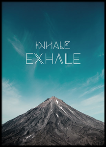 Inhale Mountains