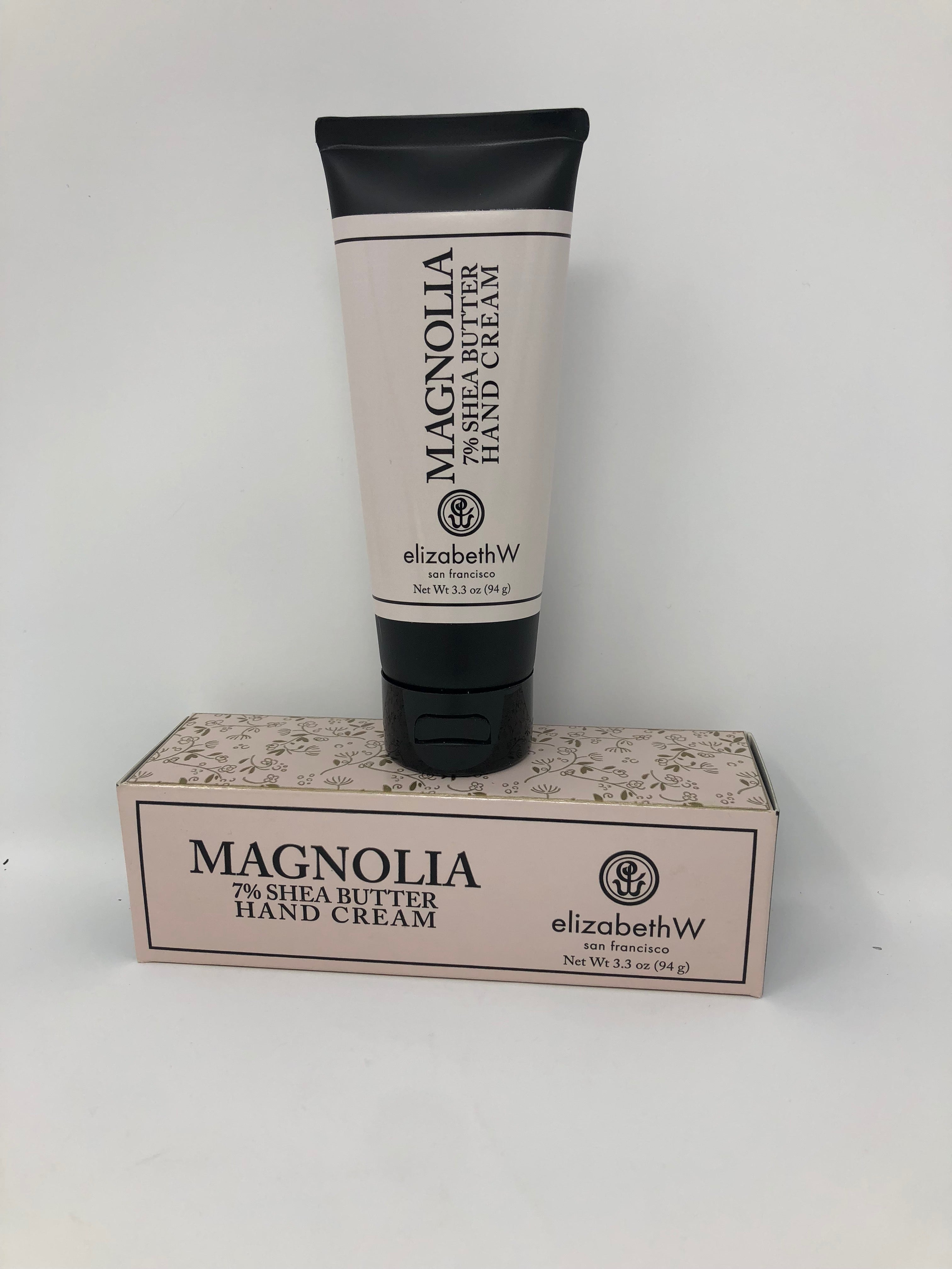 Magnolia Shea Butter Hand Cream (3.3 oz)