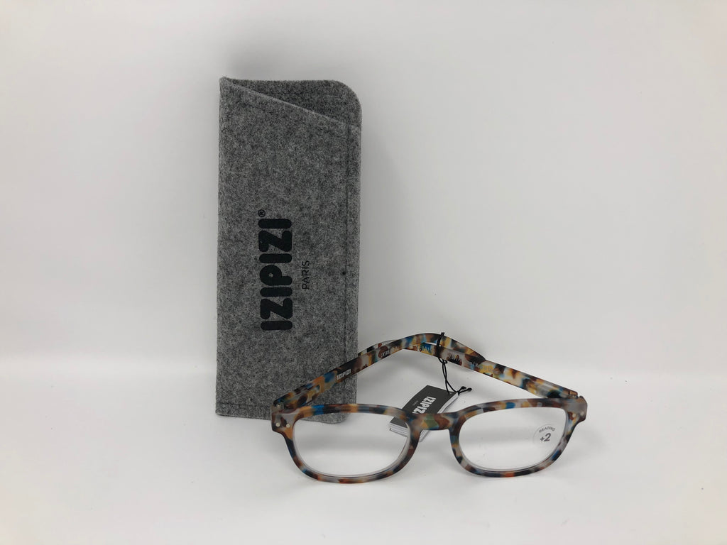 Izipizi Paris Reading Glasses (#2 Powered)