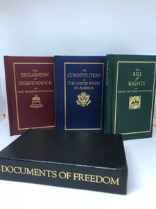 Documents of Freedom Set of 3