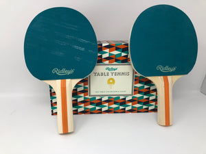 "Ridley's ""Table Tennis"""