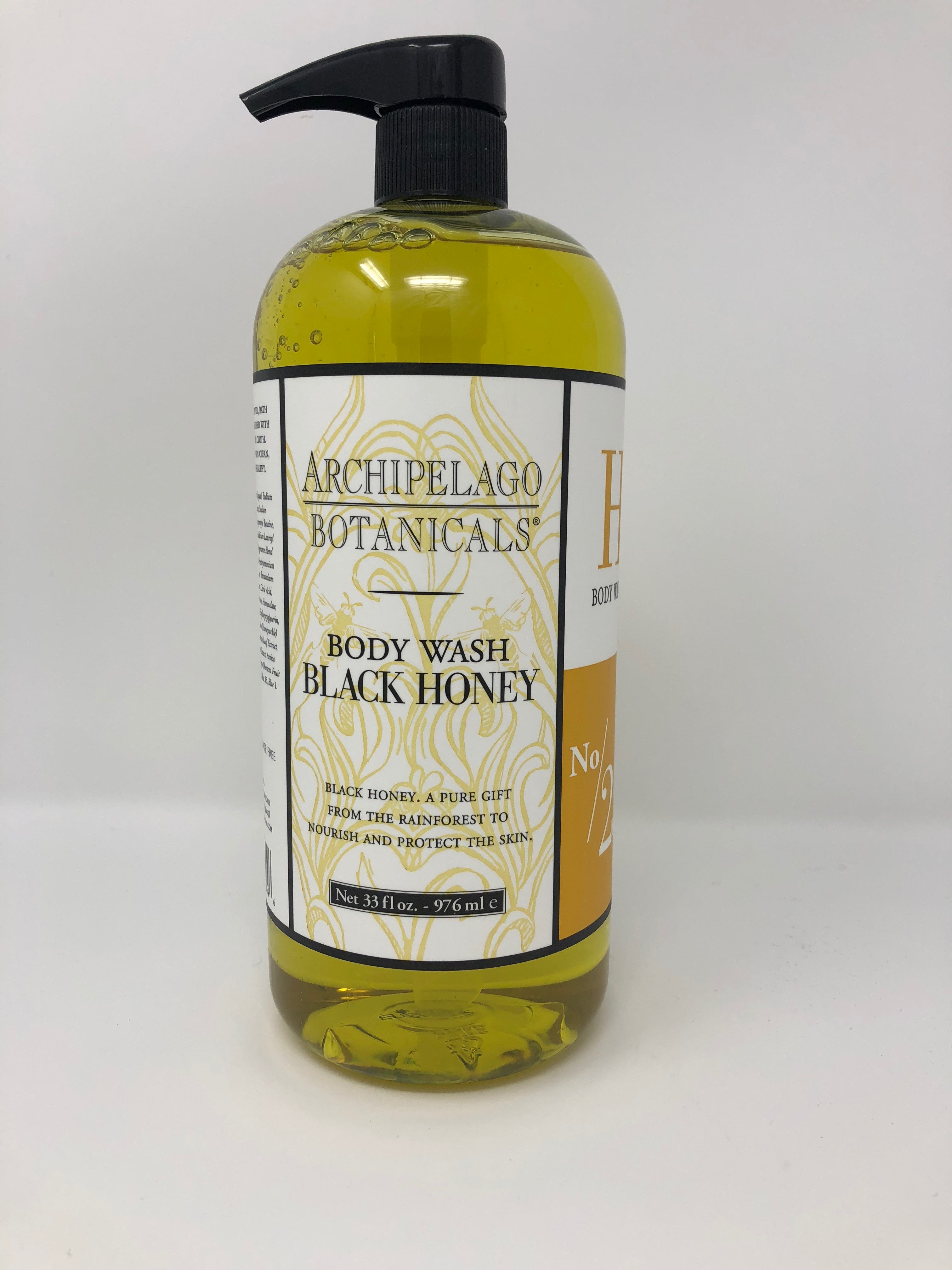 Body Wash Black Honey #25 (33oz/976ml)
