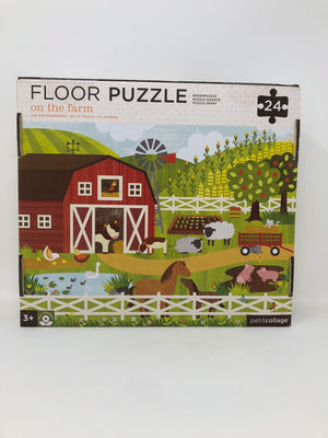 """Our World"" Floor Puzzle (18""x24"")"