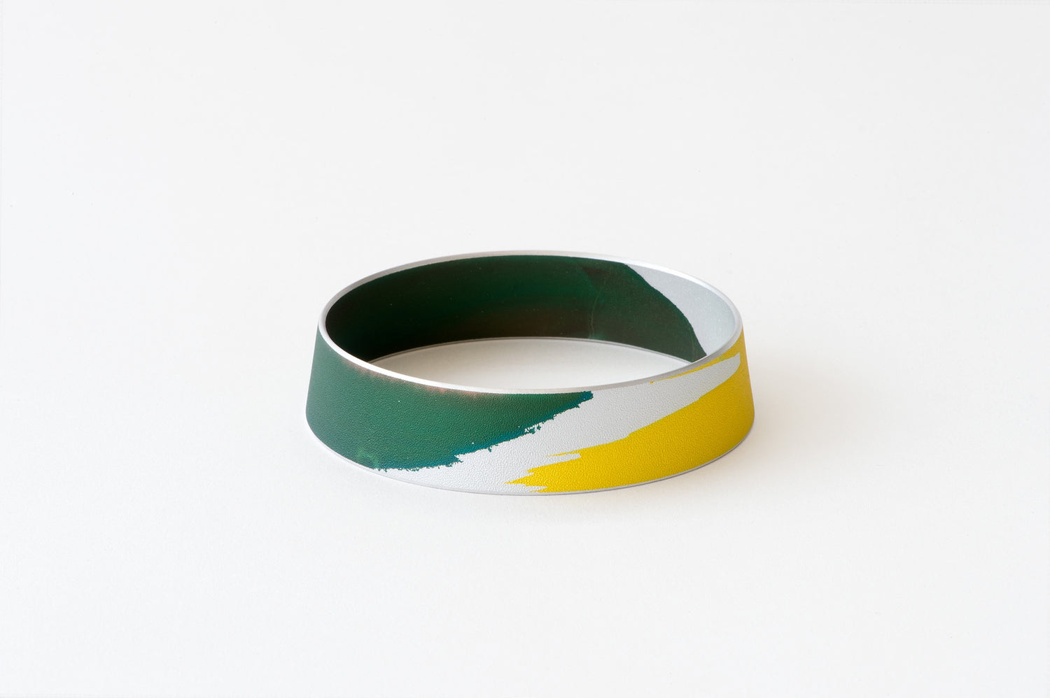 Painted 'Push Up' Bangle