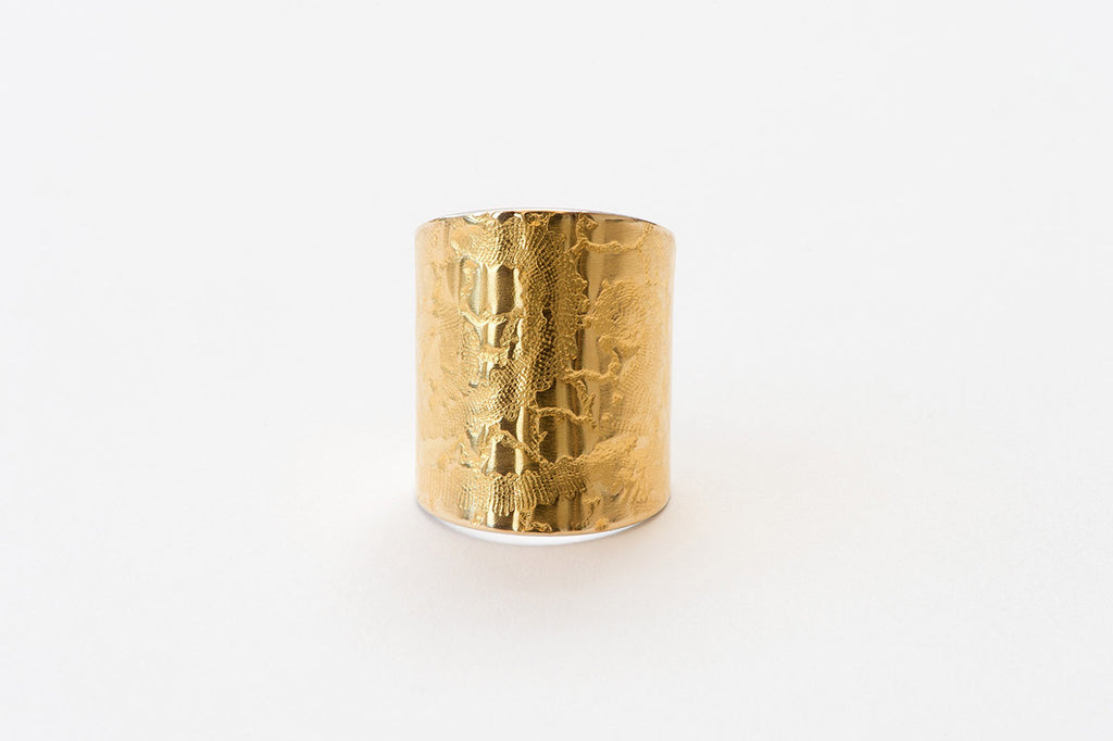 Ring, Roseline Lace - 22ct gold
