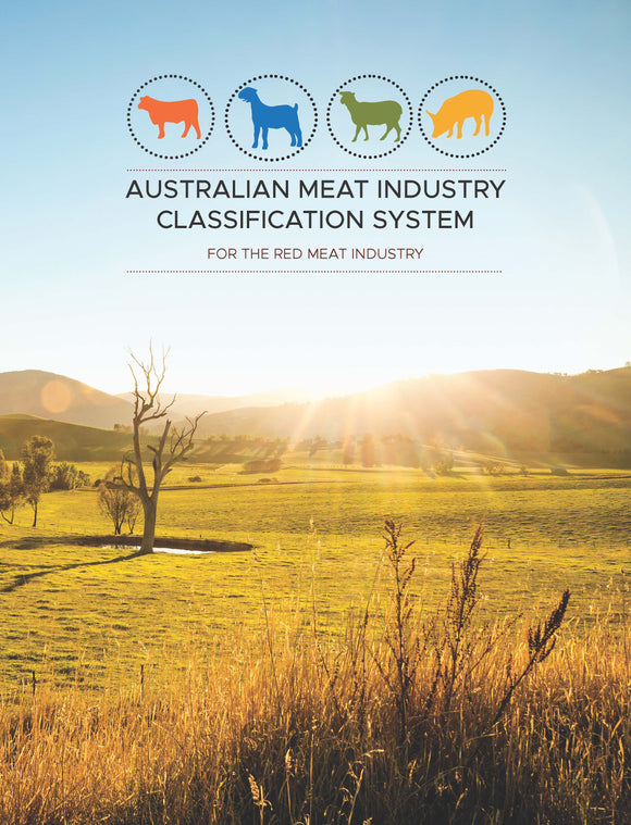 Australian Meat Industry Classification System
