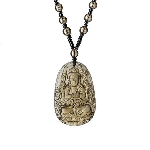Lucky Buddha Necklace