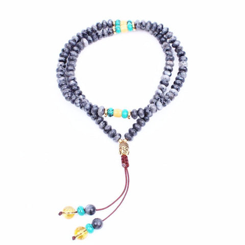 108 Stone Mala Necklace