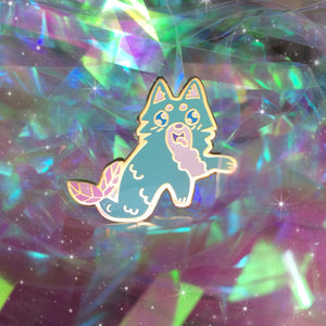 Furmaid Hard Enamel Pin
