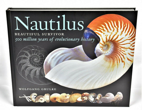 NAUTILUS  Book by Wolfgang Grulke - Beautiful Survivor (B09)