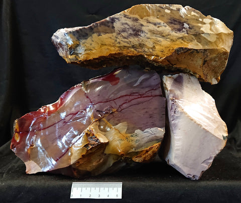 Mookaite Lapidary Specimens