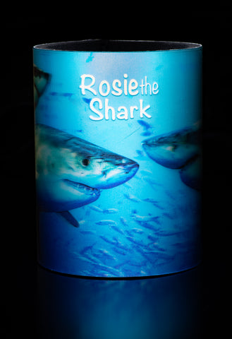Rosie the Shark | 3D Stubby Holder