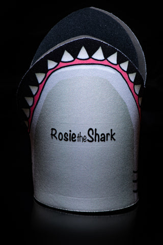 Rosie the Shark | Shark Teeth Stubby Holder