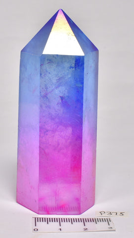 AURA QUARTZ CRYSTAL GENERATOR POINT P375