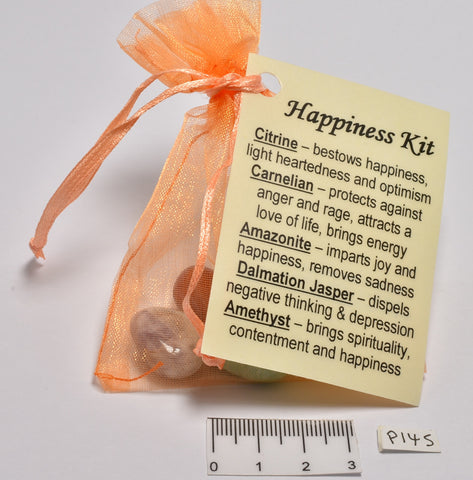 HAPPINESS CRYSTAL TUMBLE KIT P145