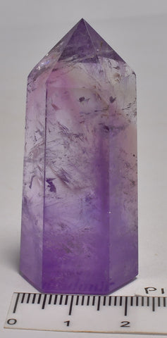 AMETRINE CRYSTAL GENERATOR POINT 4.6 cm P129