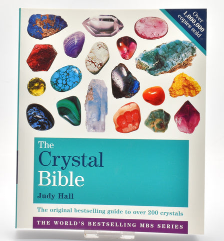 THE CRYSTAL BIBLE By Judy Hall B01