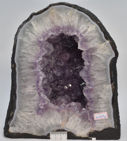 AMETHYST CRYSTAL CAVE 10.65 kilos FROM BRAZIL C3