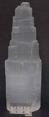 SELENITE TOWER 15 CM SE9