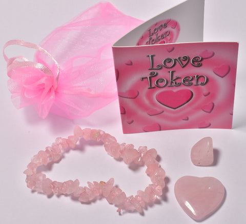 "ROSE QUARTZ ""LOVE TOKEN"" KIT"