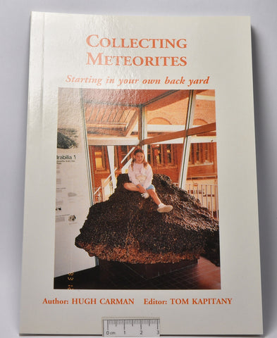 Collecting Meteorites, Starting in your own backyard Book